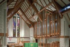 Vertical-of-altar-organ