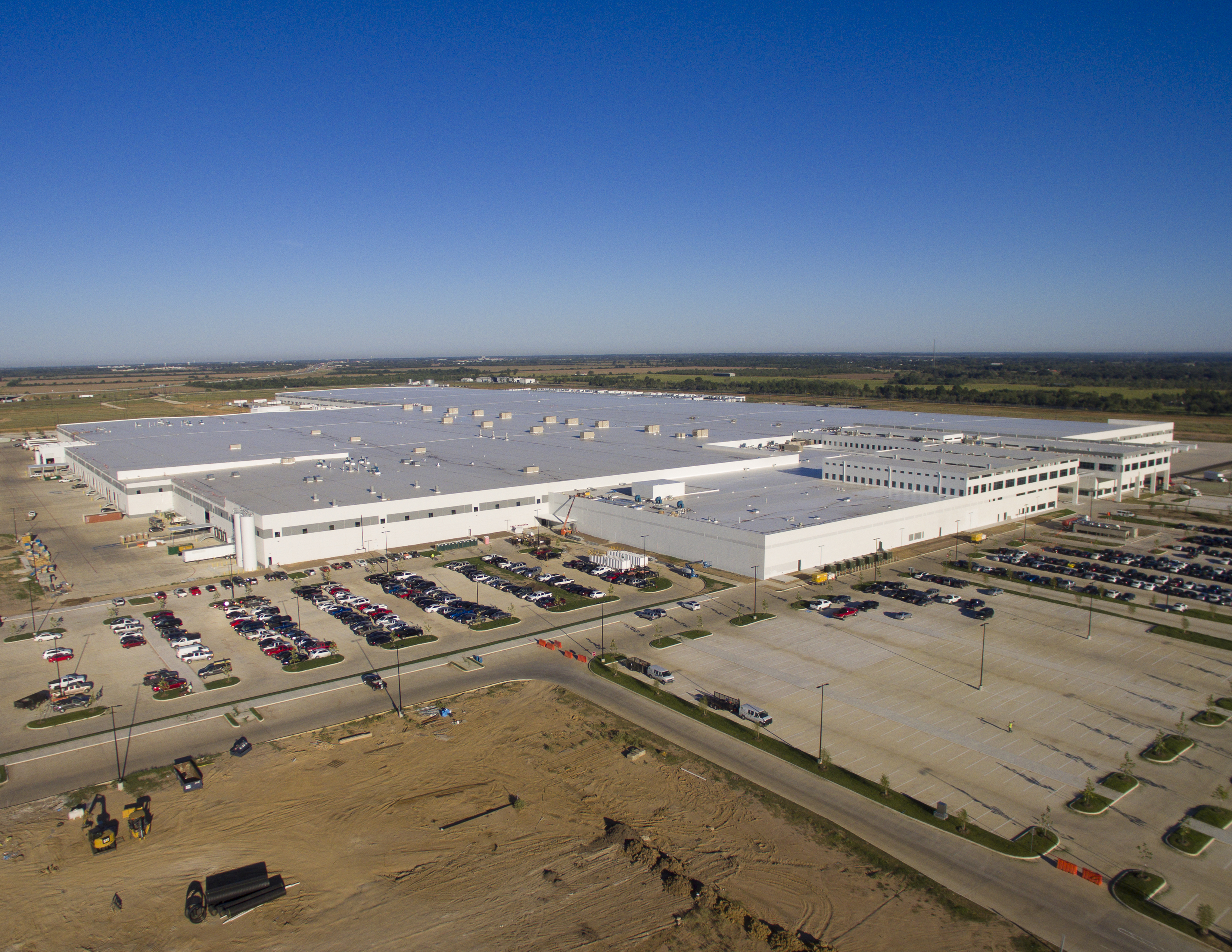Daikin Manufacturing, Houston TX