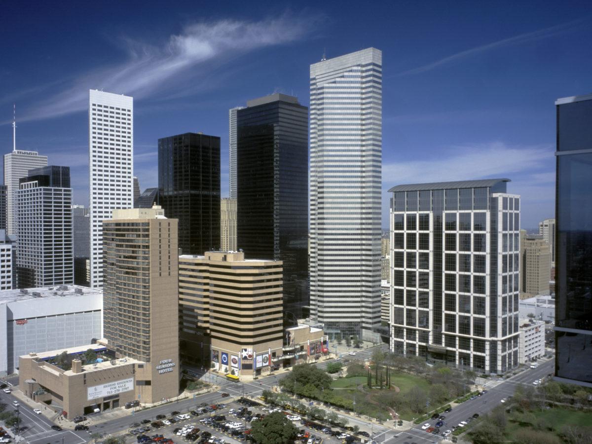Houston Center Fullbright Tower
